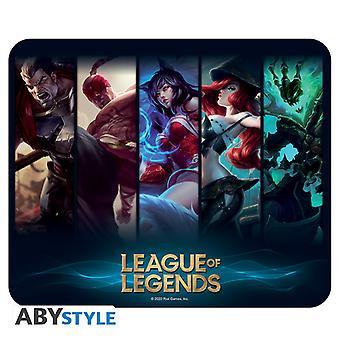 League of Legends - Champions Flexibel Musmatta