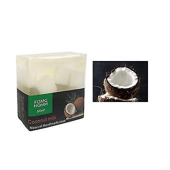 new coconut thai natural fruit soap moisturizing rose hydrating exfoliating hand washing sm17590