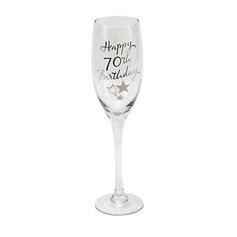 Juliana 70-årsdag Champagne Flöjt