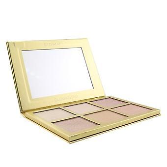 Sigma Beauty GlowKissed Highlight Palette (resaltador 6x) 28.2g / 0.99oz