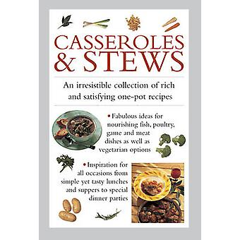 Casseroles  Stews by Ferguson Valerie