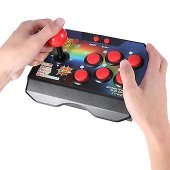 Retro arcade peli ohjainsauva peliohjain av plug peliohjain konsoli 145 pelejä tv classic edition mini tv pelikonsoli