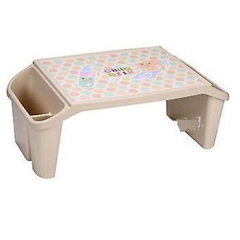 Barnas Kinder Garten plast sammenleggbart bord og stol sett