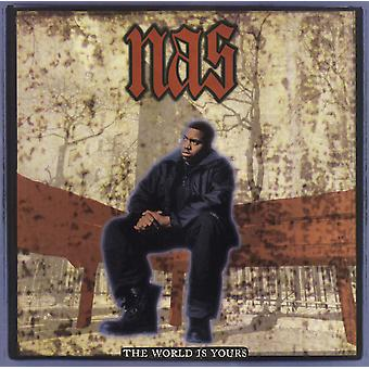 Nas - The World Is Yours Vinyl