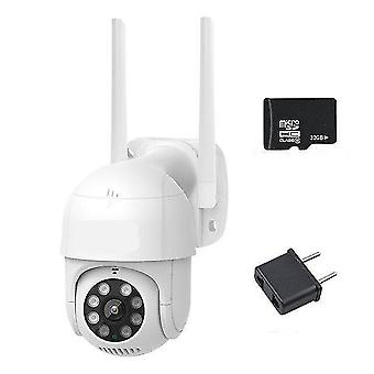 Lens filters smart outdoor ip camera with 1080p ptz rotate wifi webcam