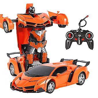 26 Stili rc auto trasformazione robot veicolo sportivo modello robot giocattoli remota cool rc deformazione
