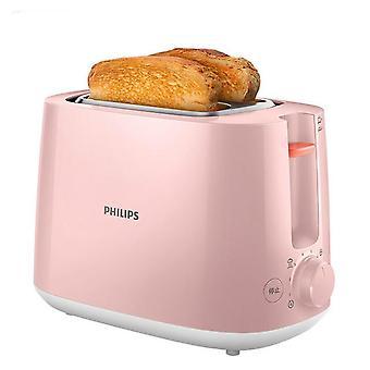 Rosa automatisk brödbryggare frukostmaskin elektrisk bakmaskin köksapparater