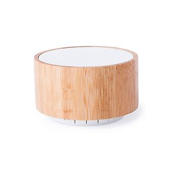 Haut-parleur Bluetooth sans fil USB FM 3W Bamboo 146181