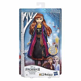 Disney Frozen 2 Light Up Anna Modepuppe