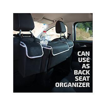 Seeunique Backseat Trunk Organizer For Suv & Car - Riippuva järjestäjä Taitettava Cargo-säilytyslaukku