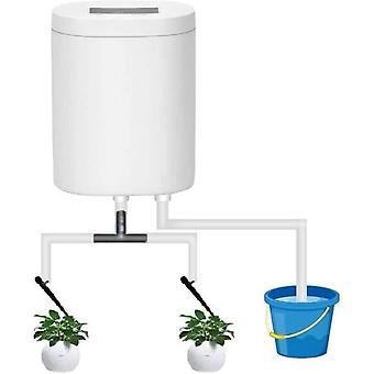 Koolyou Small Automatic Drip Irrigation Kit, Automatic Watering System With Timer And Operating System