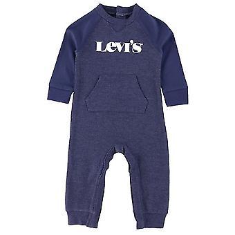 Levi's baby boys navy babygrow 6ed610 b5s