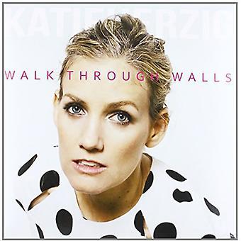 Katie Herzig - Walk Through Walls [Vinyl] USA import