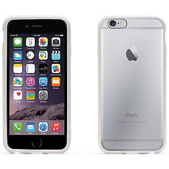 Griffin Reveal caso per Apple iPhone 6 - bianco/trasparente (GB39041)