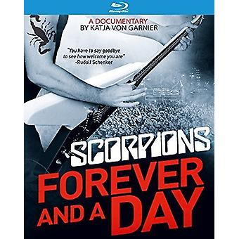 Scorpions - Scorpions - Forever and a Day [Blu-ray] USA import