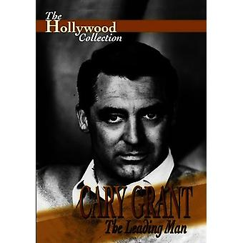 Cary Grant-Leading Man [DVD] USA import