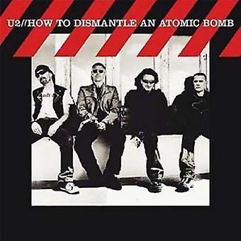 U2 - hur man demonterar en atombomb [Vinyl] USA import