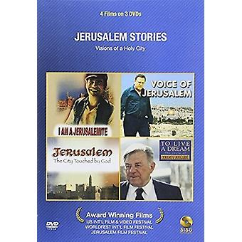 Jerusalem Stories [DVD] USA import
