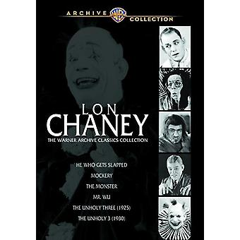 Lon Chaney Wac Classics Collection [DVD] USA import