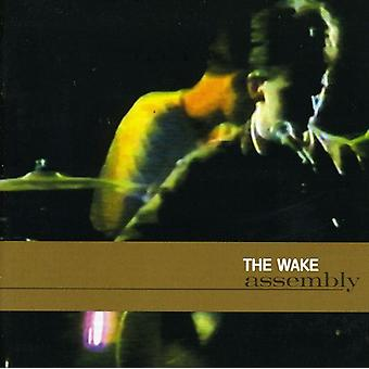 Wake - Assembly [CD] USA import