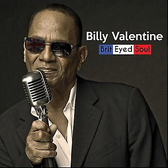 Billy Valentine - Brit Eyed Soul [CD] USA import