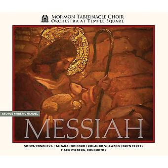 Mormon Tabernacle Choir / Orchestra Temple Square - Handel's Messiah [CD] USA import
