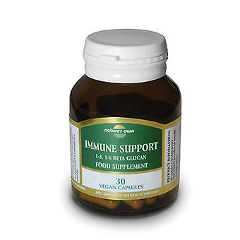Natures Own Immune Support (previously called Beta Glucan) 250mg, 30 vegan capsules