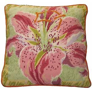 Simple Lily Tapisserie Toile