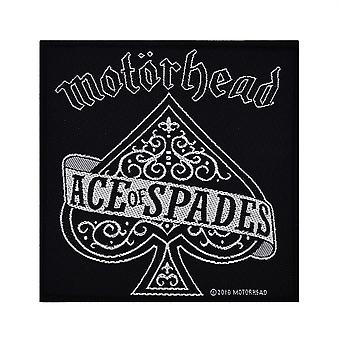Motorhead Ace Of Spades Woven Patch