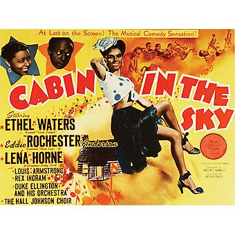 1943: Cabin In The Sky Movie Poster