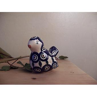 Pássaro, tradição 10, cerâmica Bunzlau, BSN 1567