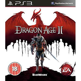 Dragon Age 2 (PS3)-fabriken förseglad