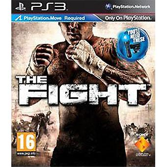 The Fight - Move Required (PS3) - New