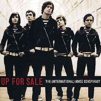 International Noise Conspiracy - Up for Sale EP [CD] USA import