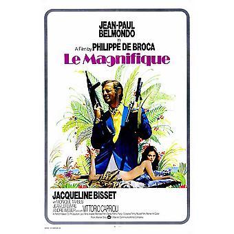 Le Magnifique Movie Poster (11 x 17)