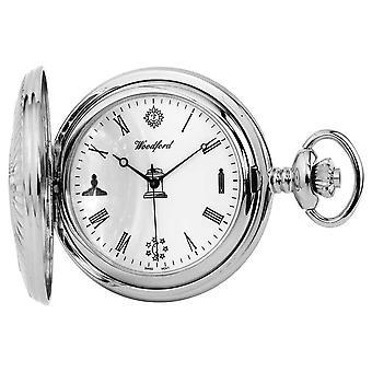 Woodford Masonic Pocket 1227 Watch