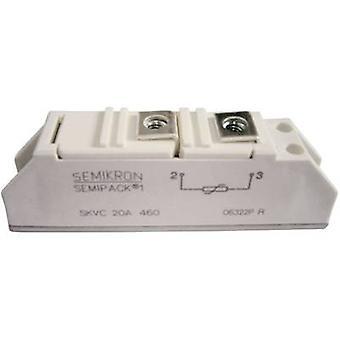 Varistor SMD SKVC20A460C 460 V Semikron SKVC20A460C 1 PC
