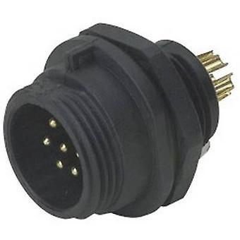 Weipu SP1312 / conector P 7 bala Plug, montar série (conectores): número Total de SP13 de pinos: 7 1 computador (es)
