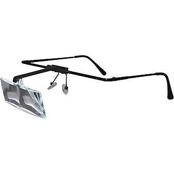 RONA Magnifier glasögon förstoring: 1,5 x, 2,5 x, 3,5 x
