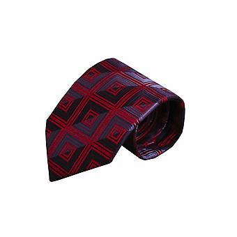 Cravate rouge V49