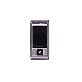 Wireless Solutions Snap-On cas pour Sony Ericsson c905 (fumée)