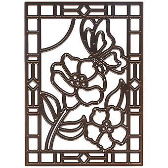 Sue Wilson Stained Glass collezione farfalla Die