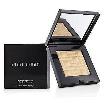 Bobbi Brown Highlighting Powder - # Bronze Glow - 8g/0.28oz