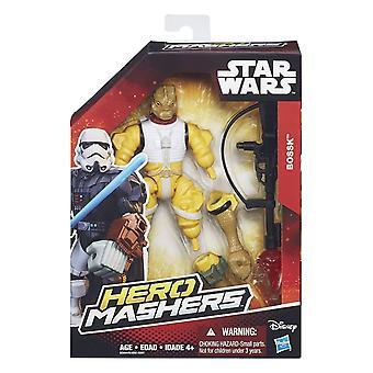 Star Wars sankari Mashers luku - Bossk