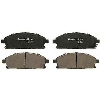 Wagner PS855AC Stop perfetto disco Pad Set