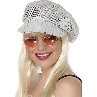 Smiffy's Disco Sequin Hat