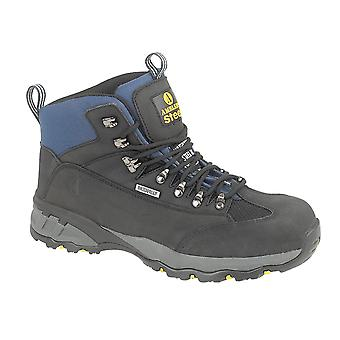 Amblers Steel FS161 Waterproof Boot / Mens Boots / Safety Footwear