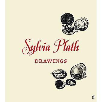Dibujos de Sylvia Plath por Frieda Hughes - libro 9780571295210