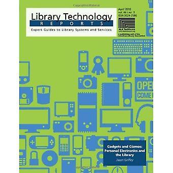 Instruments et trucs: des appareils électroniques portatifs et la bibliothèque (bibliothèque rapports sur les technologies)