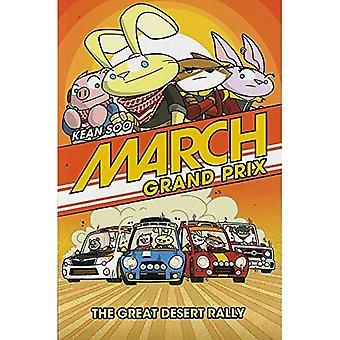 März-Grand-Prix: Die große Wüste-Rallye